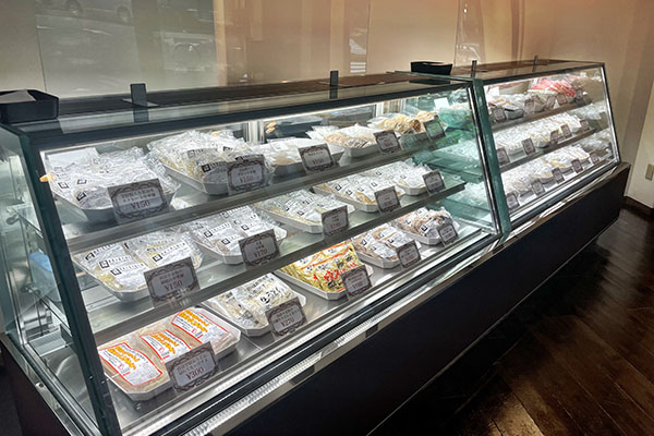 東京なまめん なかざわ製麺 開店のお知らせとアクセス方法